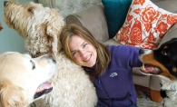 Laura Fraser has turned her passion for pooches into a fun business.