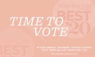 A graphic announcing voting for the 2020 Best of White Bear Lake Magazine readers' choice survey