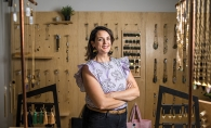 Larissa Loden, CEO of Larissa Loden Jewelery
