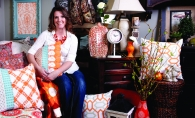 Christina Miller from Christina Lynn Interiors created a vignette in her White Bear Lake store of all items listed in this story.