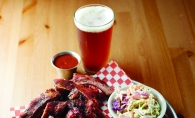 Tantalize your taste buds with Memphis-style ribs, coleslaw and baked beans from CG Hooks Eatery.
