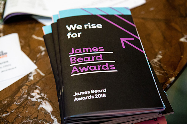 2019 James Beard Award semifinalists