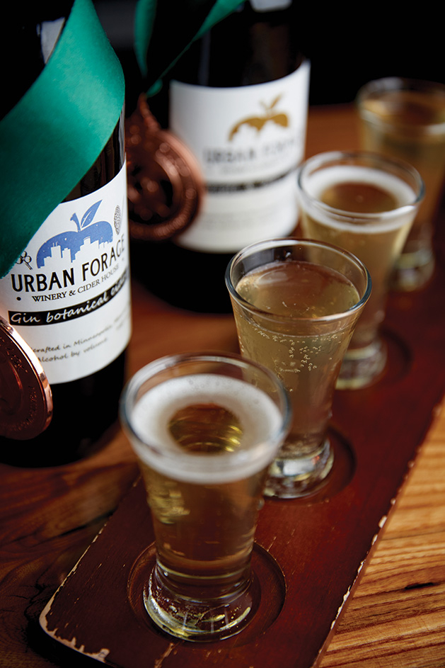 Urban Forge cider