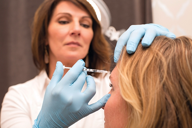 injectable beauty treatment