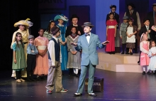 Children's Performing Arts performs The Music Man.